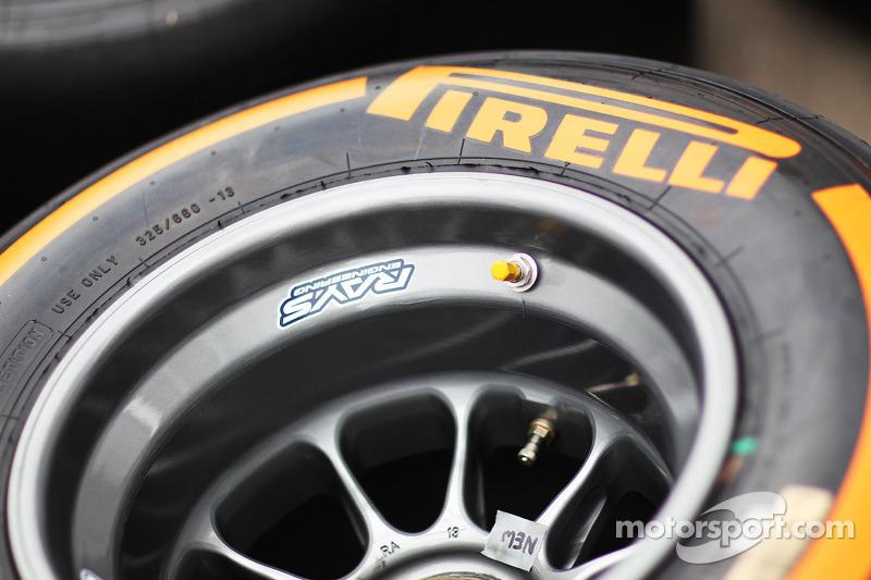 New 'hard' tyre splits paddock in Barcelona