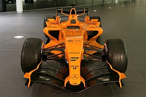 McLaren could return to orange F1 livery