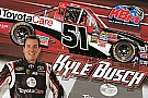 Odds for Kyle Bush win in Charlotte are 4 in 7