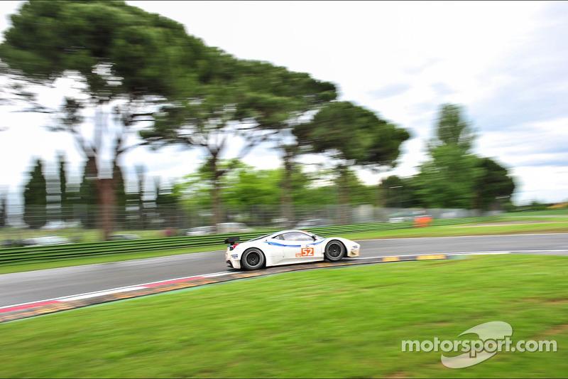 Ferrari take top honours in Italy