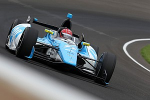 IndyCar Qualifying report Pagenaud qualifies 21st for 2013 Indianapolis 500