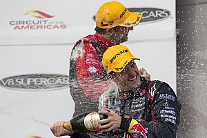 V8 Supercars Race report Texas a roaring success: Whincup