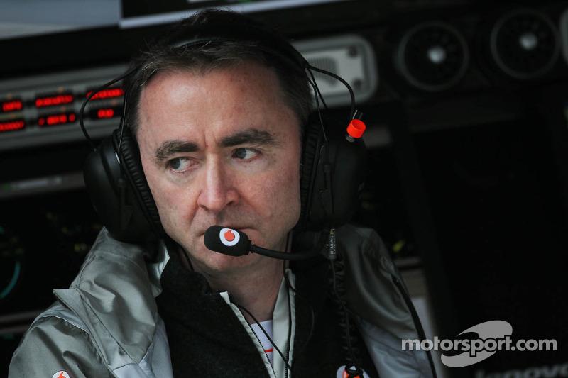 Lowe arrives at Mercedes, Brawn stays boss