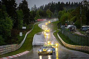 Aston Martin in top ten at Nrburgring 24 Hours at twenty-hour mark 