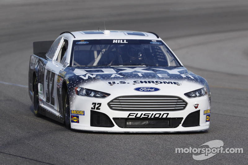 Hill and FAS Lane Racing prepare for longest race of season at Charlotte