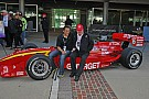Zanardi gifted with Ganassi car from Laguna Seca race in 1996