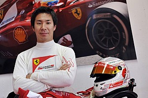 Formula 1 Breaking news Kobayashi tests Ferrari F10
