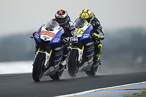Yamaha Factory Racing prepare for 'home' Grand Prix at Mugello