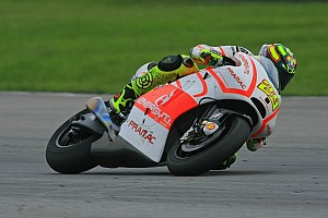 MotoGP Qualifying report 5th row for Pramac Racing Team in Mugello