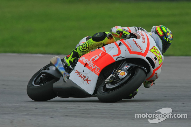 5th row for Pramac Racing Team in Mugello