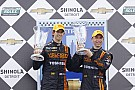 Team Chevy scores double win in Detroit