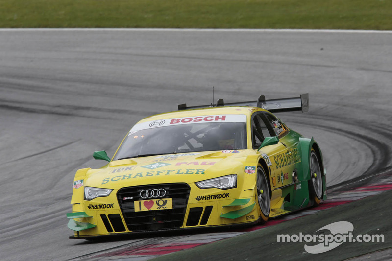 Audi Motorsport drivers quotes after the race at the Red Bull Ring