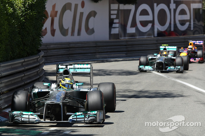 Mercedes AMG Petronas drivers ready for Canadian GP
