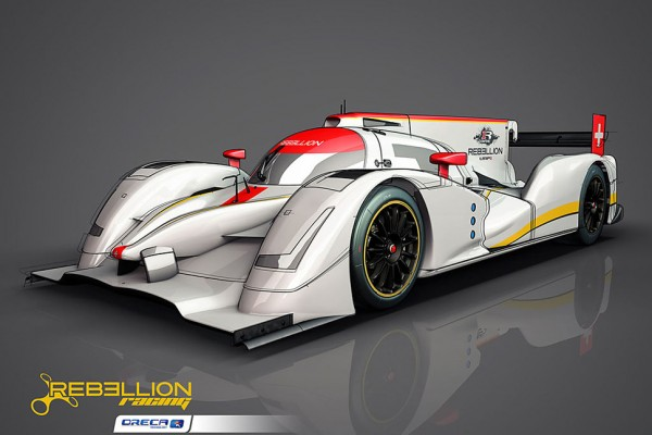 Rebellion and ORECA join forces to build LMP1