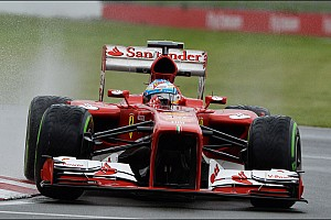 Formula 1 Qualifying report An unpredictable qualifying for Ferrari in Canada