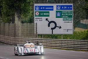 Le Mans Testing report Audi, Morgan and Aston Martin find their marks