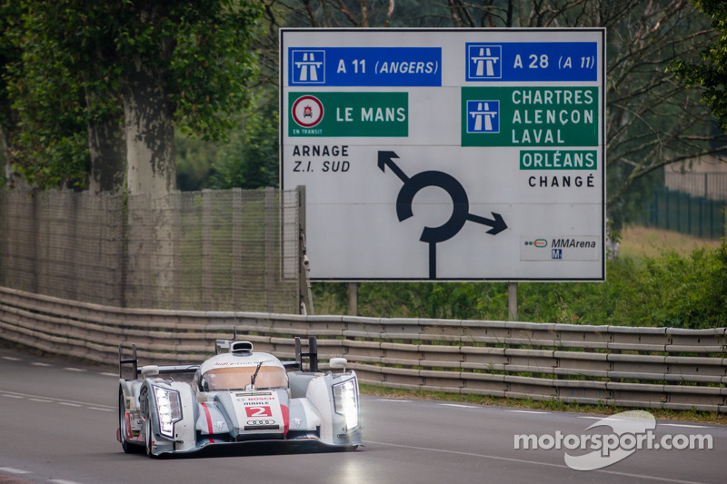 Audi, Morgan and Aston Martin find their marks