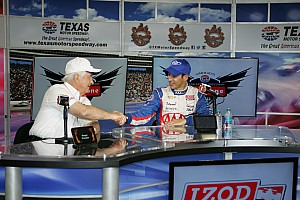 IndyCar Race report Castroneves captures fourth career win at TMS