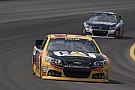 Richard Childress Racing drivers after race at Pocono