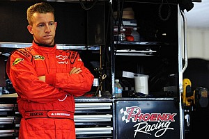 NASCAR Sprint Cup Breaking news Allmendinger to support JTG Daugherty Racing in selected races