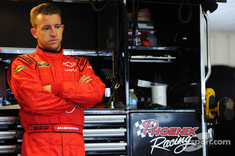 Allmendinger to support JTG Daugherty Racing in selected races