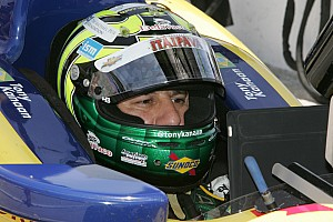 IndyCar Qualifying report Tony Kanaan qualifies seventh at Milwaukee