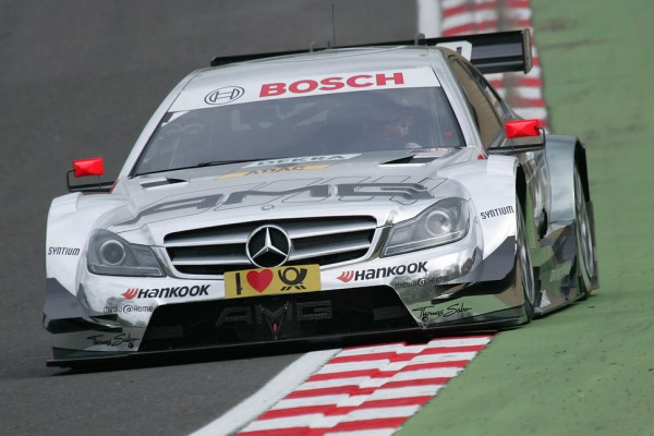 Mercedes-Benz buries qualifying jinx - pole for Vietoris