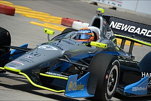 IndyCar Race report 11th-Place finish at Milwaukee leaves Newgarden wanting more