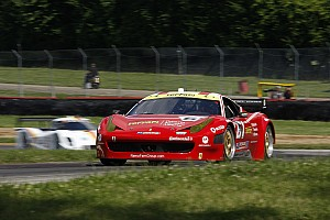 Grand-Am Race report Segal rebounds for eighth-place finish at Mid-Ohio Sports Car Course