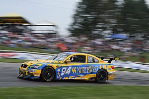 Grand-Am Race report Turner Motorsport BMW M3s with