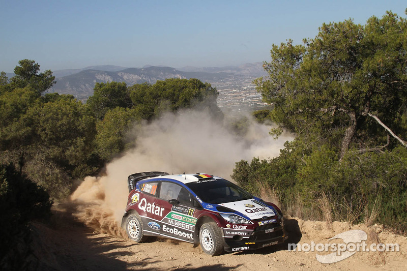 Qatar M-Sport seeks Sardinian success