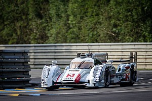 Le Mans Qualifying report Audi and Porsche lay down a marker!