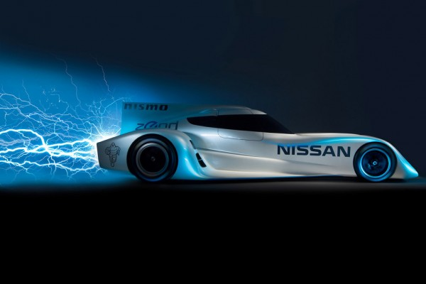 Nissan unveils Le Mans electric prototype plans: ZERO RC