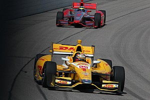 Andretti Autosport qualifying report: Iowa Corn Indy 250