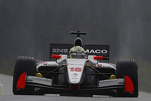 Formula 3.5 Race report Draco again in the points 4th place for Muller, 6th spot for Negrão