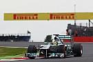 Teams test prototype hard tyre after rain at Silverstone - Pirelli