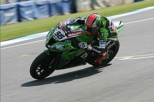 World Superbike Qualifying report Sykes rode his Kawasaki to Imola Superpole