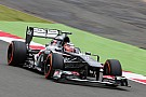 At least one usefull point for Sauber on British GP