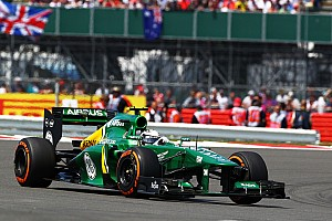 Caterham drivers quotes after a race at Silverstone