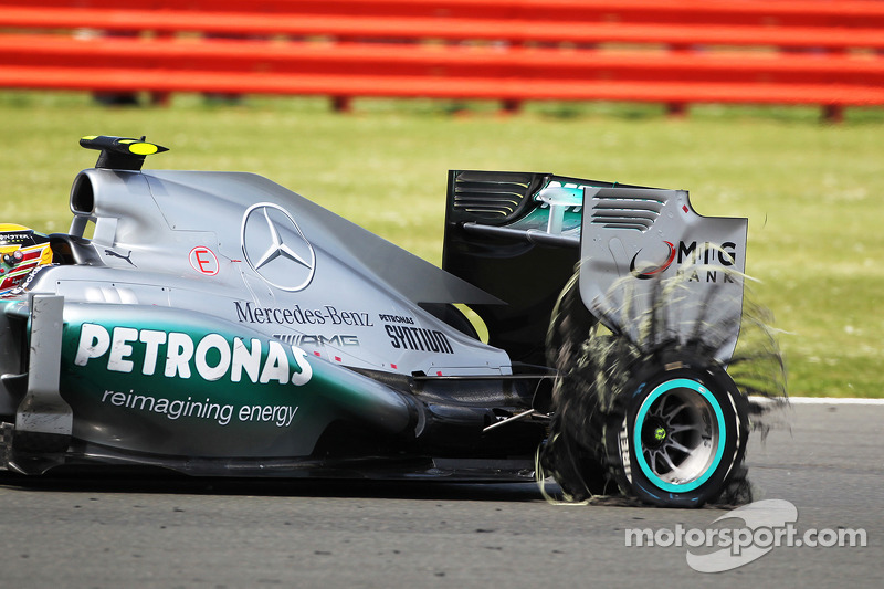 Silverstone chaos 'shouldn't happen' in Germany