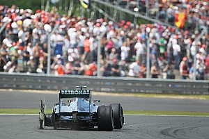Formula 1 Breaking news Mercedes wants to test on fourth day at Silverstone