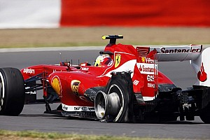 Pirelli not taking all the blame - Hembery
