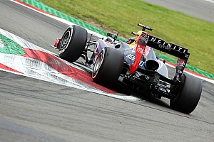 Red Bull's Vettel and Webber pleased with Friday practice at Nurburgring
