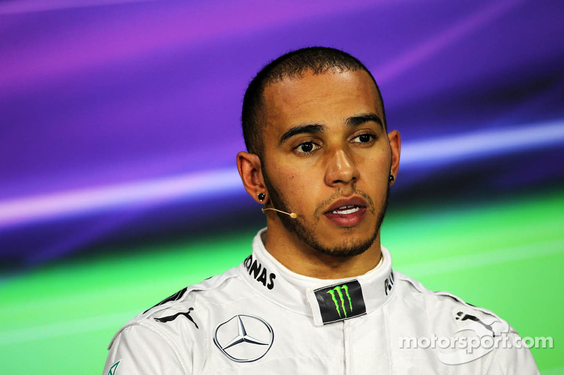 Mercedes' Hamilton took his second consecutive pole at the Nürburgring