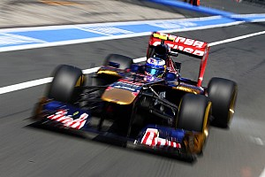 Unexpected qualifying for Toro Rosso's Ricciardo at Nürburgring