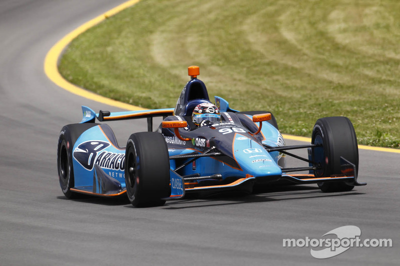 Barracuda Racing recovers from tough weekend at Pocono