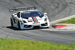 GT Race report Luna-C Clothing scores win in Lamborghini Super Trofeo opener at Lime Rock