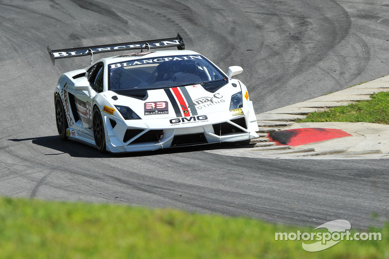 Luna-C Clothing scores win in Lamborghini Super Trofeo opener at Lime Rock