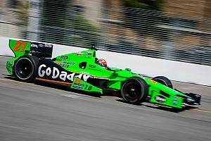 Andretti Autosport drivers on qualifying at Toronto