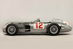 Formula 1 Special feature Fangio's Mercedes is the most valuable race car ever sold in an auction